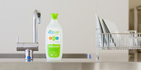 植物由来の洗剤 エコベール